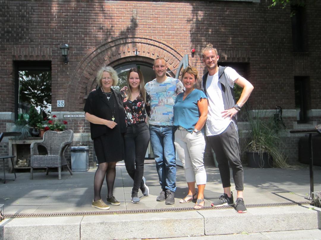 In de Herbergier in Delft is het goed toeven voor de bewoners en medewerkers