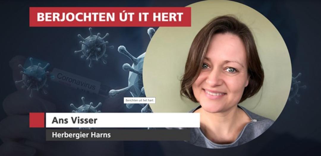 Videodagboek Corona Herbergier Harlingen