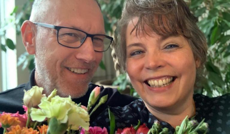 Ondernemers Herbergier Bartlehiem Rineke en Erik