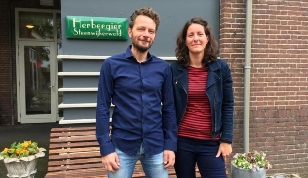 Ondernemers Wouter en Karin zoeken opvolgers